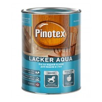 Pinotex Lacker Aqua 10 матовый 1л